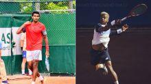 French Open: Prajnesh Gunneswaran Advances to Round 2 of Qualifiers, Sumit Nagal and Ramkumar Ramanathan Out