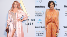 Courtney Act's awkward double date with Cassandra Thorburn