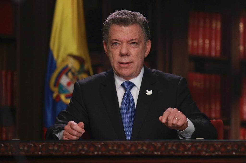 Colombian President Juan Manuel Santos and the ELN started a peace dialogue in Quito in February, seeking to end more than five decades of fighting