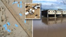'Absolutely terrible': Locals demand answers as 'devastating' items wash up on beaches