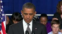 Obama: 'We are united as one American family'