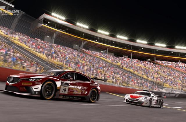 Test drive 'Gran Turismo Sport' on PS4 next week