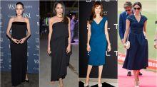 6 Times Meghan Markle Looks Like She Raided Angelina Jolie's Wardrobe