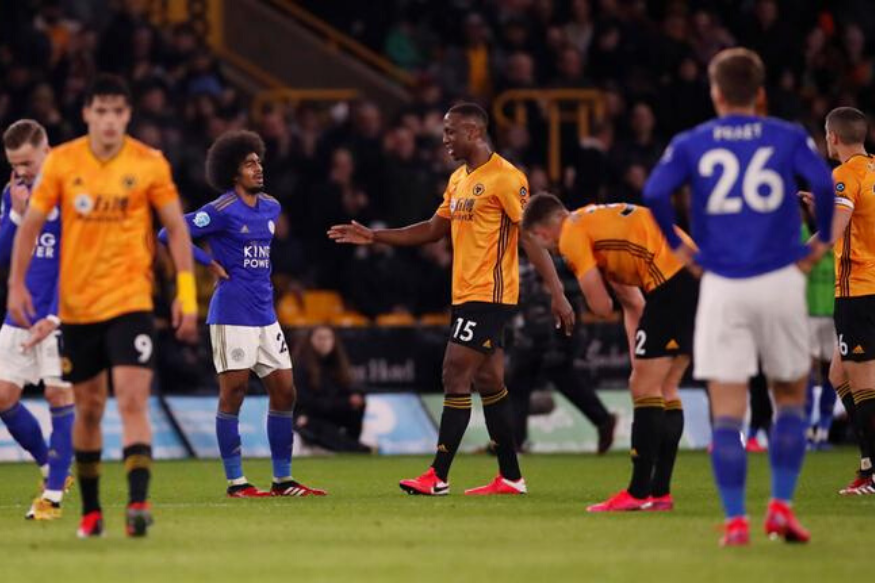 Wolves Draw With Foxes: Wolverhampton Wanderers, Leicester City Play Out Goalless Stalemate as VAR Strikes