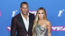 Alex Rodriguez and Jennifer Lopez tweet support for Joe Biden, encourage others to get out and vote