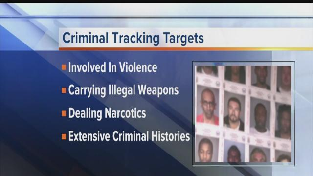 IMPD rolls out Criminal Tracking Unit
