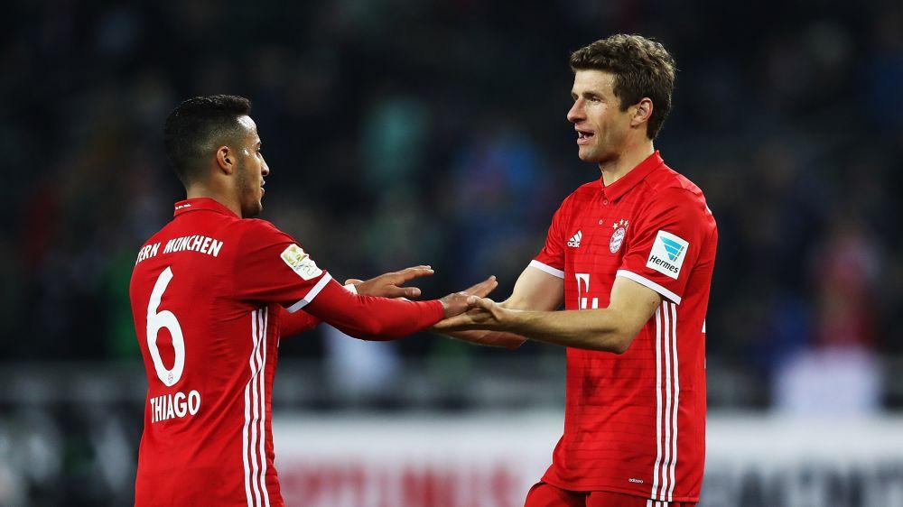 Aufstellungen: Robert Lewandowski fällt aus, Müller in der Spitze