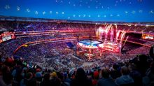 WrestleMania® Sets Record