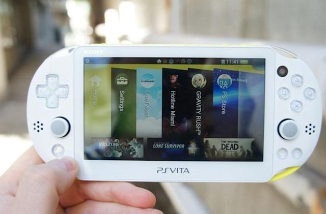 Sony doesn't see a market for a PlayStation Vita sequel