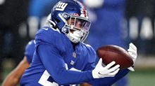 Giants' Xavier McKinney angry with the Eagles for giving up in last game of season