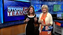 Cindy's Wednesday Boston area weather forecast