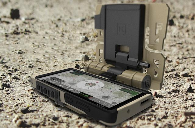 Samsung made a Galaxy S20 Tactical Edition for the military