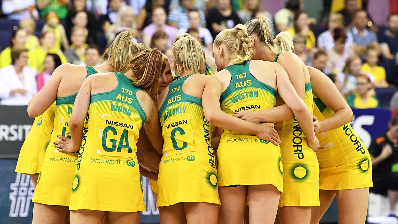 netball world cup - photo #19