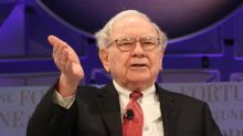 The Zacks Analyst Blog Highlights: Apple, Berkshire Hathaway, Pfizer, Oracle and Lockheed Martin