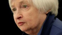 Yellen to leave Fed board once successor Powell sworn in