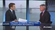 Wells Fargo CEO Tim Sloan: I'd rather own a dollar than a...