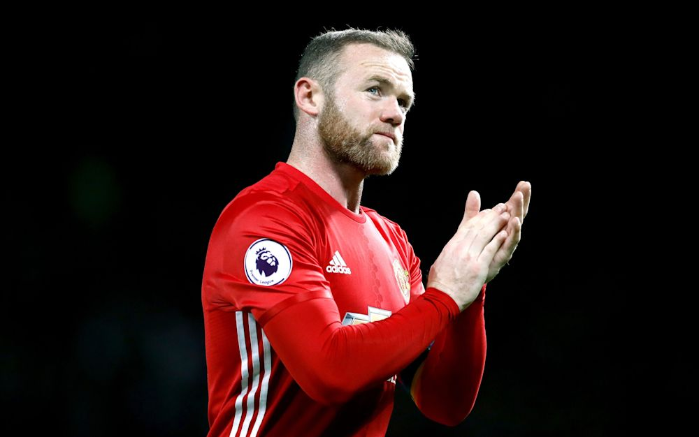 Wayne Rooney - Credit: PA