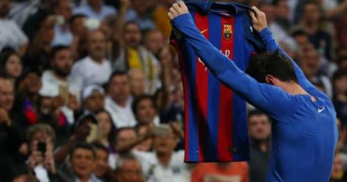 Foot - ESP - Barça - Lionel Messi, 500 buts marqués sous les couleurs du Barça