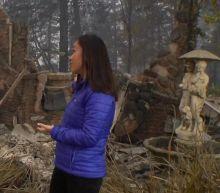 Northern California wildfire latest