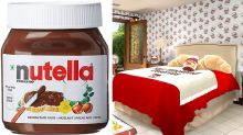 A Nutella hotel is opening, and we want one here ASAP