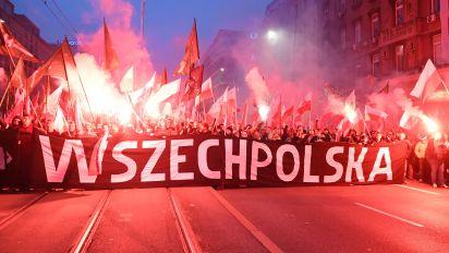Polonia olvida su pasado y gira hacia la ultraderecha