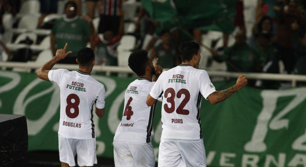 Botafogo 2 x 3 Fluminense: Alvinegro abre 2 a 0, mas Tricolor vira