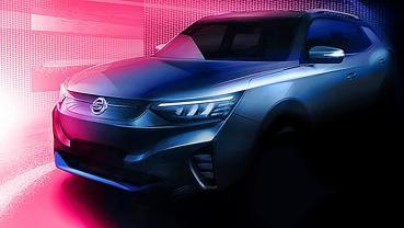 小廠也來電,韓系品牌雙龍預告Korando將推出純電動車型續航力418公里