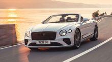 奢華上空 − Bentley 全新 2019 Continental GT Convertible 車型登場