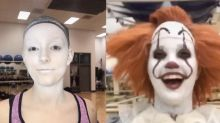 Teen's 'terrifying' high school dance routine sets social media ablaze: 'This is why I'm scared of clowns'