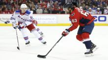 Capitals re-sign forward Shane Gersich to one-year, two-way contract