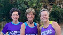 Woman to run virtual London Marathon after operation to remove lower bowel