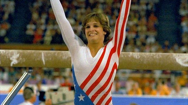 Summer Sanders remembers Mary Lou Retton