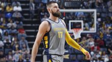 Report: Grizzlies to agree to three-year deal for Jonas Valanciunas