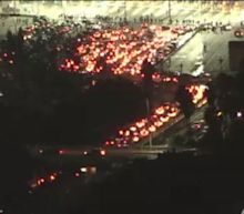 All Lanes Entering U.S. Closed at San Ysidro Port of Entry