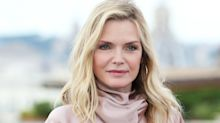 'Natural beauty' Michelle Pfeiffer, 61, posts make-up free selfie