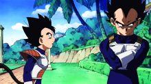 Dragon Ball Super Broly : qui est Tarble, le frère cadet de Vegeta?
