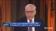 Carlyle CEO: No evidence of an economic slowdown