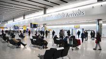 El Reino Unido no descarta el cierre de fronteras por las cepas del coronavirus