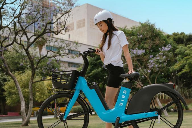 Bird Bike