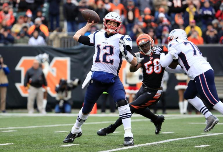 Patriots Down Bengals To Seal Playoff Berth The bengals employee flagged media relations. yahoo news