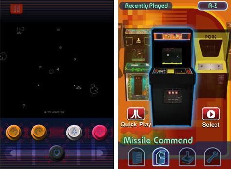 Atari Greatest Hits app lands in Android Market, Star Raiders awaits your download