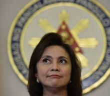 Philippines VP vows to take on Duterte after cabinet exit