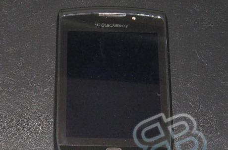 More BlackBerry slider pics appear -- is this the next Bold?