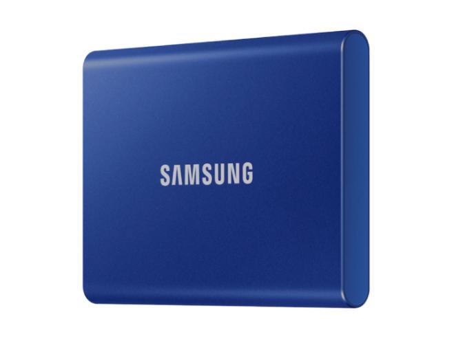 Samsung T7 SSD.