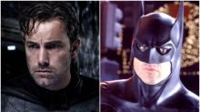 Ben Affleck and Michael Keaton to both return as Batman for 'parallel universe' Flash movie