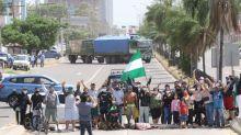 Bloqueos en la mayor ciudad de Bolivia contra el resultado de las elecciones