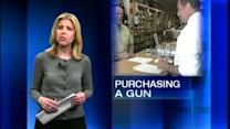 Gun shop owner explains background checks