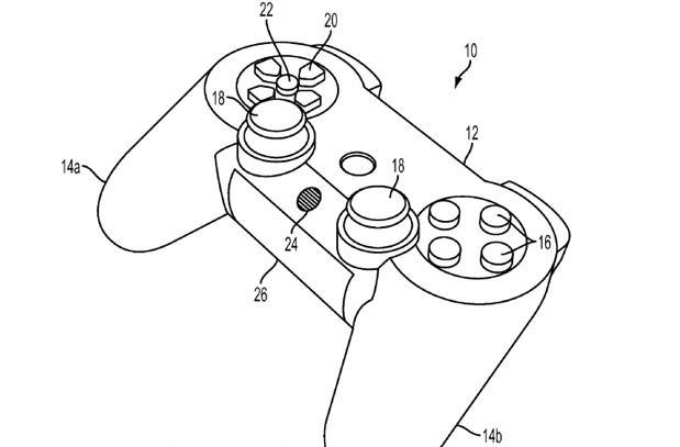 Sony patent application highlights the DualShock 4 that could've been