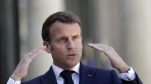 Eyeing reelection bid, Macron looks to repair French economy