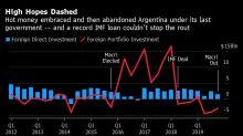 Histórico de fracassos reduz ambições de acordo Argentina- FMI